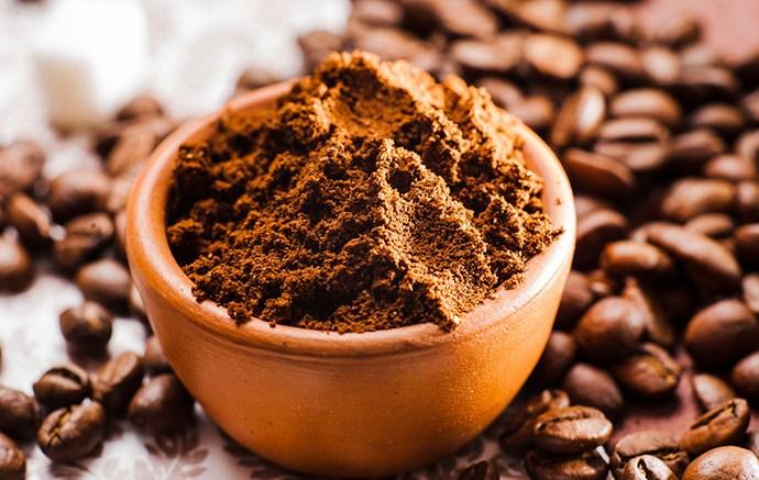 borra de cafe para estrias