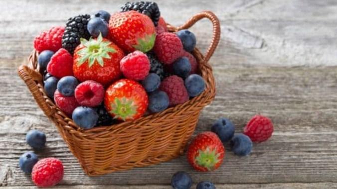 frutas com baixo carboidrato