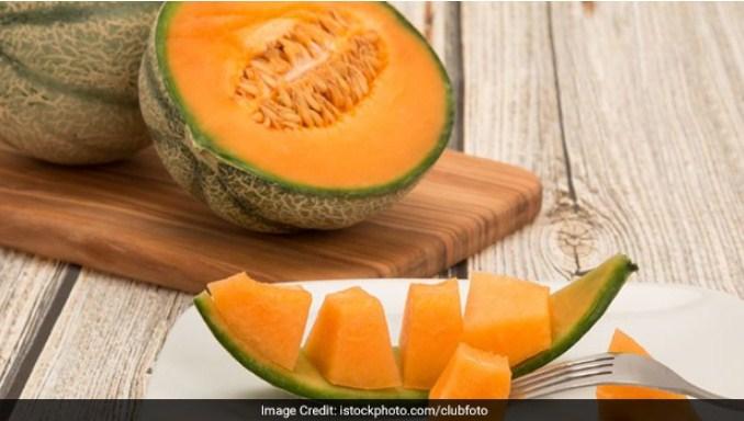 melao fruta com baixo carboidrato