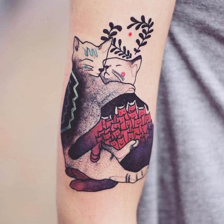 Ideias de tatuagens para 2018