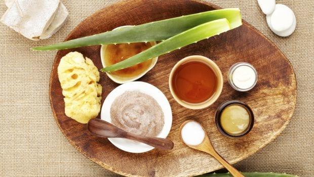 tratamento caseiro para combater acnes